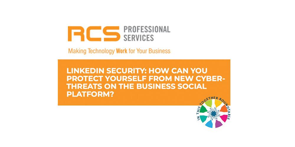 LinkedIn and Hackers - RCS, Esther Deutsch