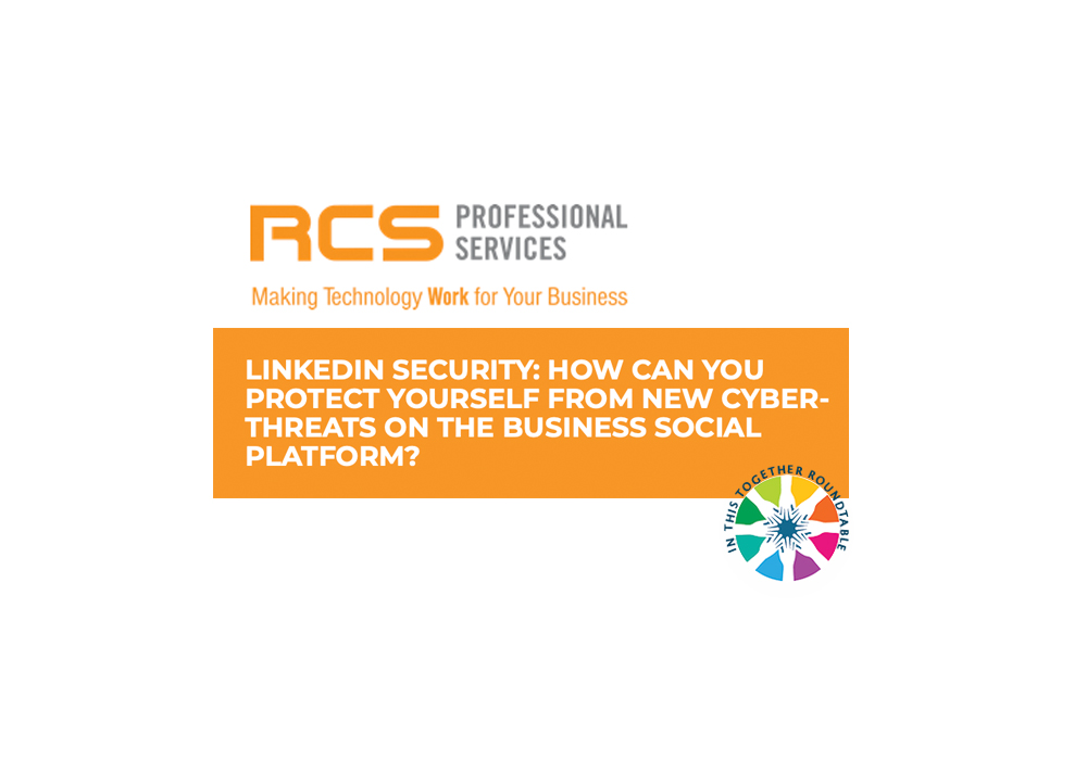 LinkedIn and Hackers - RCS, Esther Deutsch