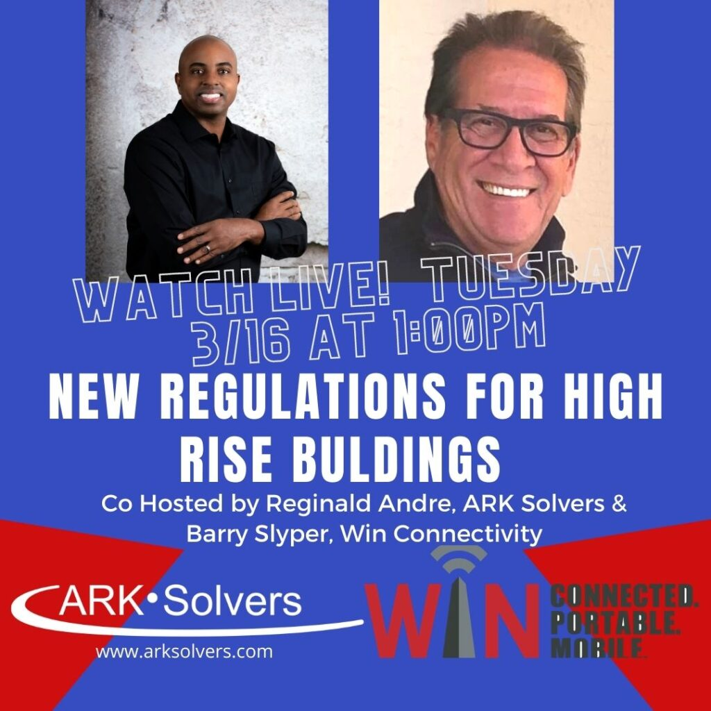 New Regulations for High Rise Buildings WIN Connectivity